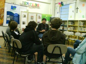 Literatura em Debate