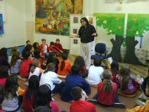 Projeto Autor na Escola - Daniel Munduruku