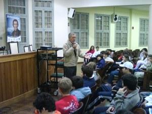 Projeto Autor na Escola - Álvaro Cardoso